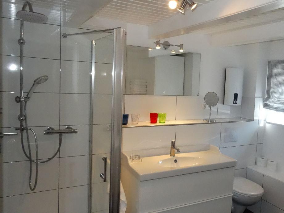Ferienhaus dat witte huus schleswig holstein angeln - Ludwig badezimmer ...