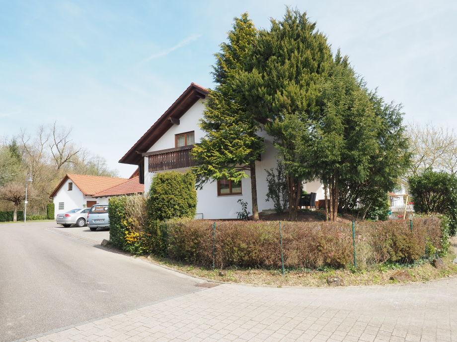 Knebel-Ferienhaus mit Infrarotheizung