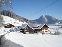 Ferienwohnung auf dem Bauernhof Mayrhof