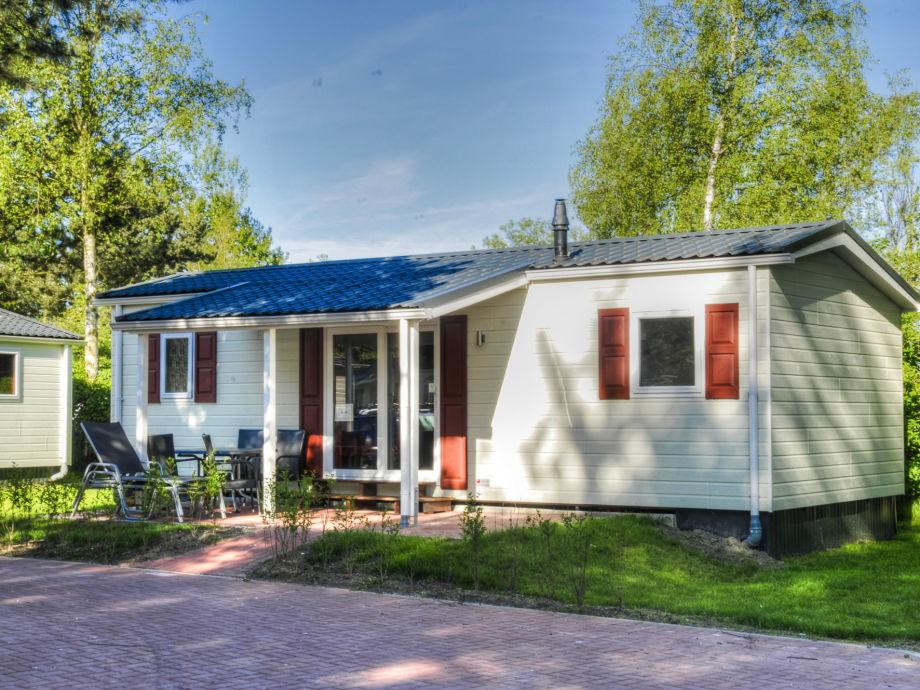 The Ocala mobile home (holiday house).