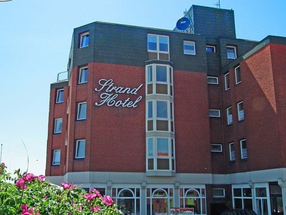 Ferienwohnung im Strand Hotel