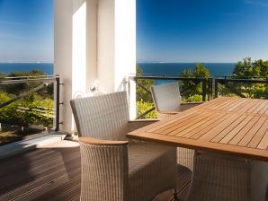 Ferienwohnung Villa Claire | Meerblick-Appt. Ocean Blue