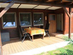 Ferienhaus mit eigenem Grundstück im Spreewald
