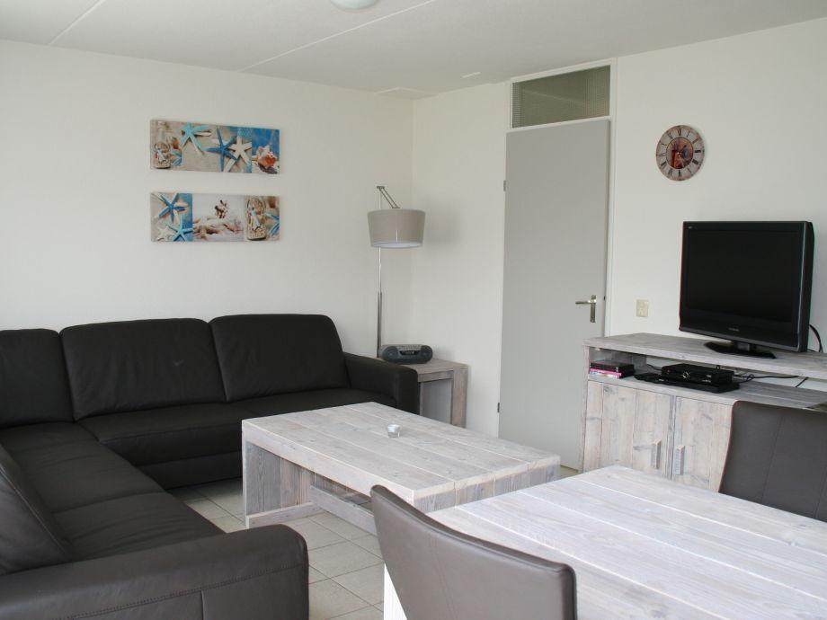 Ferienhaus crox houcke 72 zeeland nieuwvliet firma for Wohnzimmer sitzecke