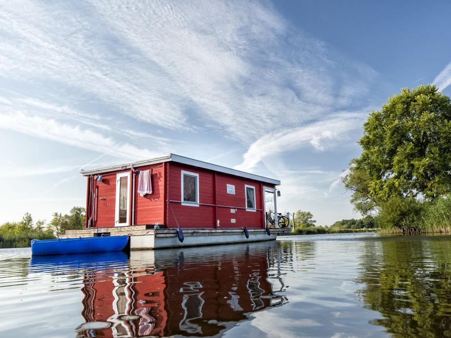 Willkommen auf Ihrem Hausboot