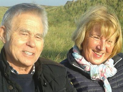 Ihr Gastgeber Gisela und Hans-Georg Clauer