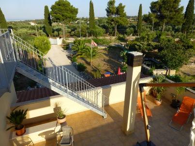 in der Villa Salvino