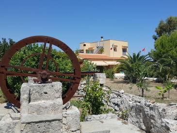 Ferienwohnung in der Villa Salvino