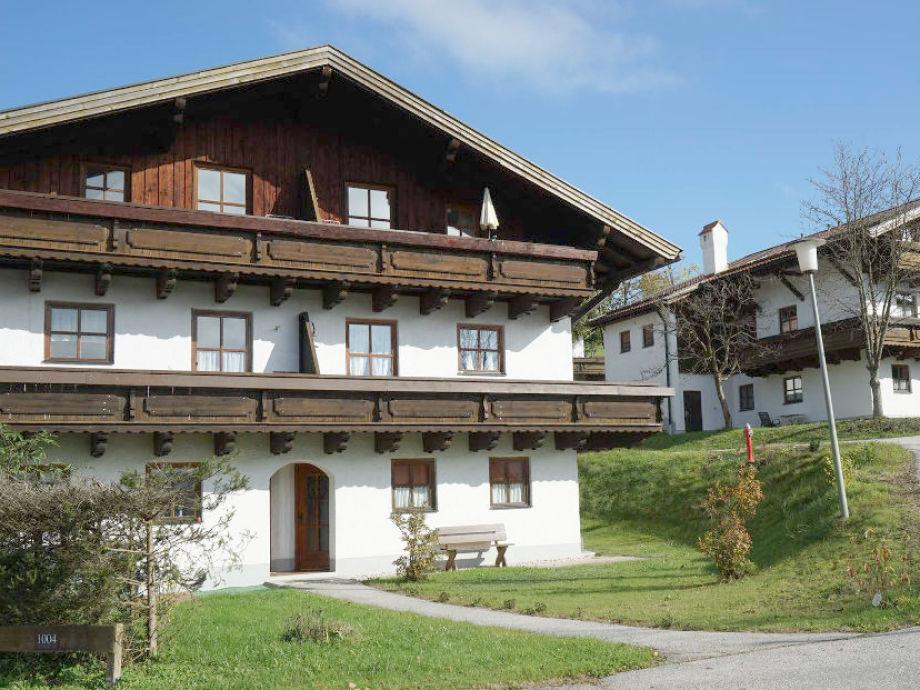 Ferienhaus der Wohnung im Feriendorf