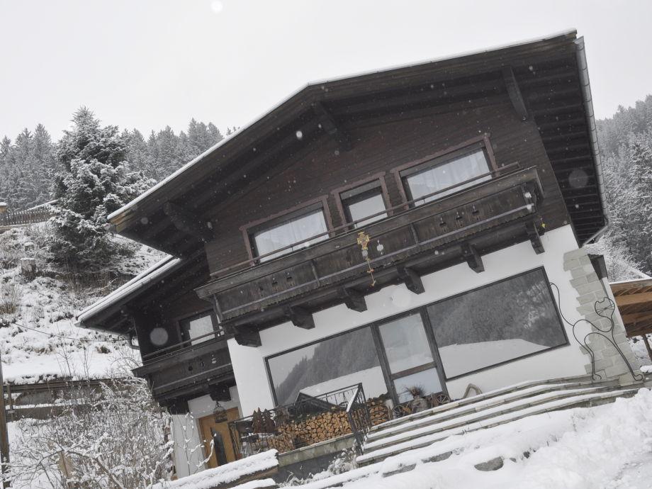 Winterurlaub in Wald im Pinzgau