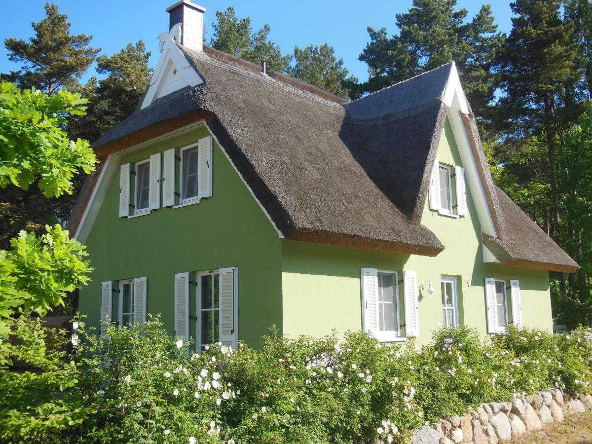 Ferienhaus Haus Dünenidyll, Glowe, Rügen - Familie Yvonne & Steffen ...