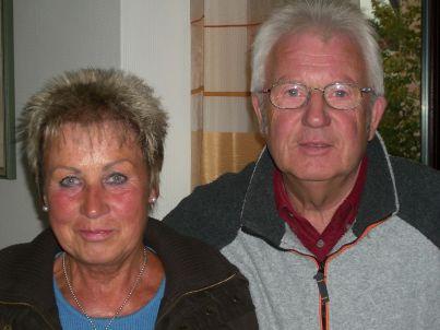 Ihr Gastgeber Erika und Jürgen Rachow
