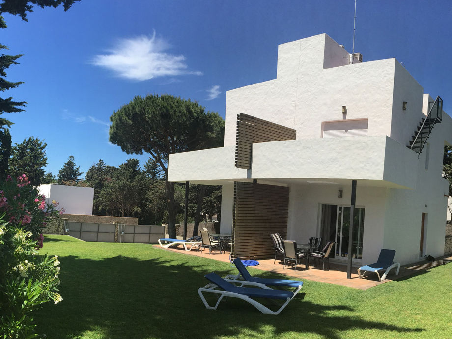 Holiday villa in Fuente del Gallo