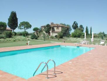 Brolio Quinto - Großzügiges Ferienhaus mit Pool