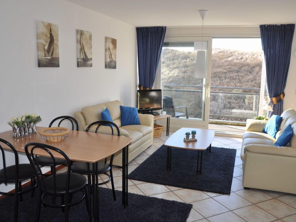 Ferienwohnung wijde blick 311 nord holland callantsoog for Sitzecke wohnzimmer