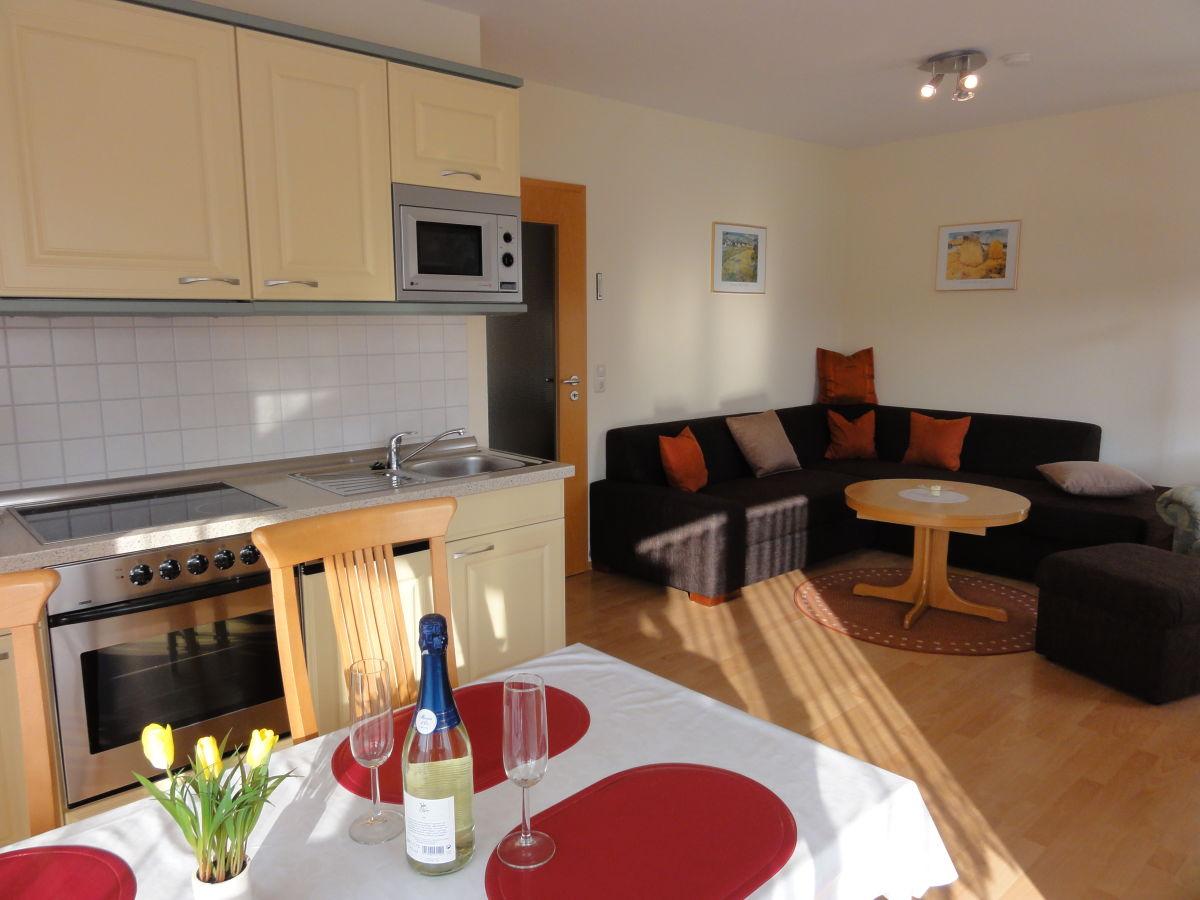 Küche / Essbereich / Wohnzimmer