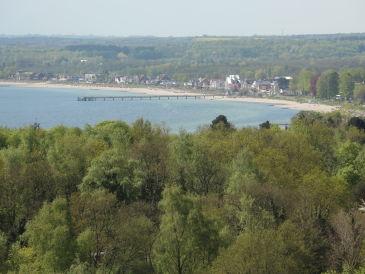 Ferienwohnung Ostseeblick in der Panoramic Ferienanlage