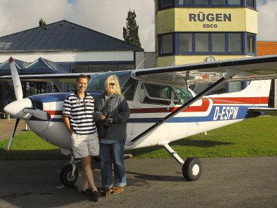 Ihr Gastgeber Dagmar und Robert Dijkema