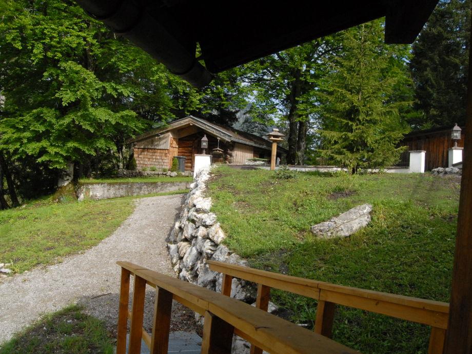 Außenaufnahme Suttenhütte