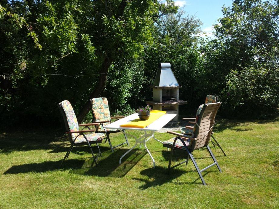Entspannung pur im eigenem Garten
