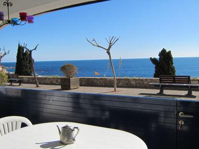 am Meer in Calella | BK-1