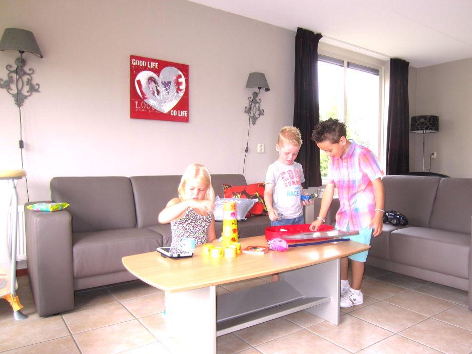 Kinderfreundliches Ferienhaus