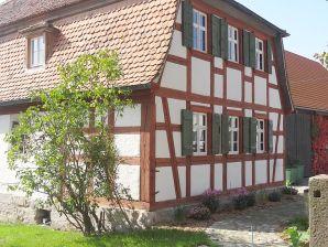 Ferienwohnung IckelHaus II - Hofhaus