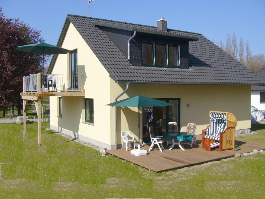 Das Ferienhaus Pappelwald