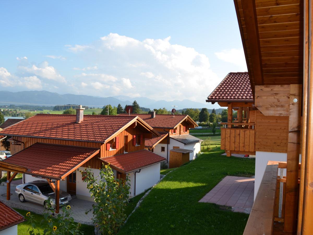 ferienhaus lechsee mit sauna allg u lechbruck am see schloss neuschwanstein firma. Black Bedroom Furniture Sets. Home Design Ideas