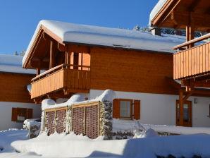Ferienhaus Lechsee mit Sauna
