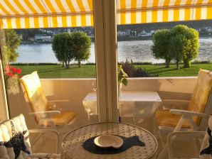 Apartment mit top Rheinblick in bester Lage