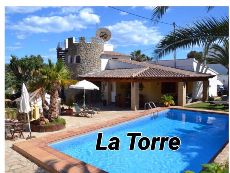 Außenaufnahme La Torre