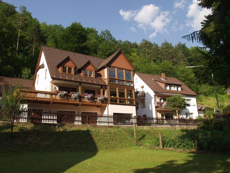 Unser Haus aus einem anderen Blickwinkel