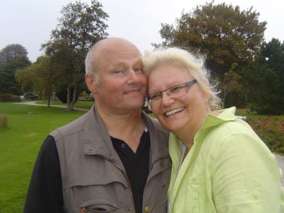 Ihr Gastgeber Birgit und Detlef Haase