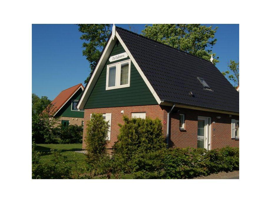 Außenaufnahme Ferienhaus Zonnemaire - ZE254