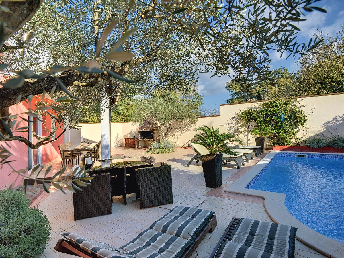 Villa Bubi, Rovinjsko Selo, Rovinj, Istria - Firma Tourist Agency ...