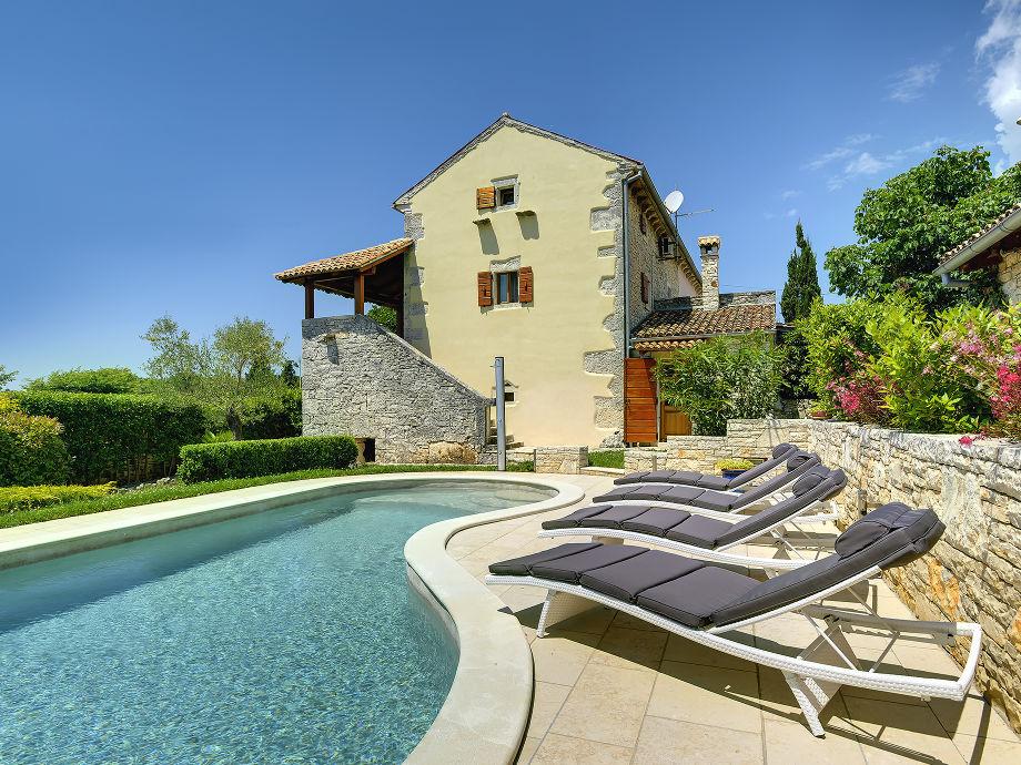 Villa Bianca im Zentralistrien