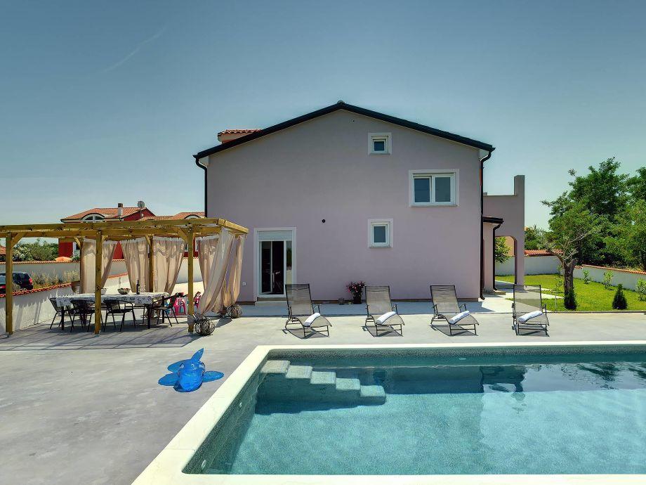 Villa Magre mit Pool