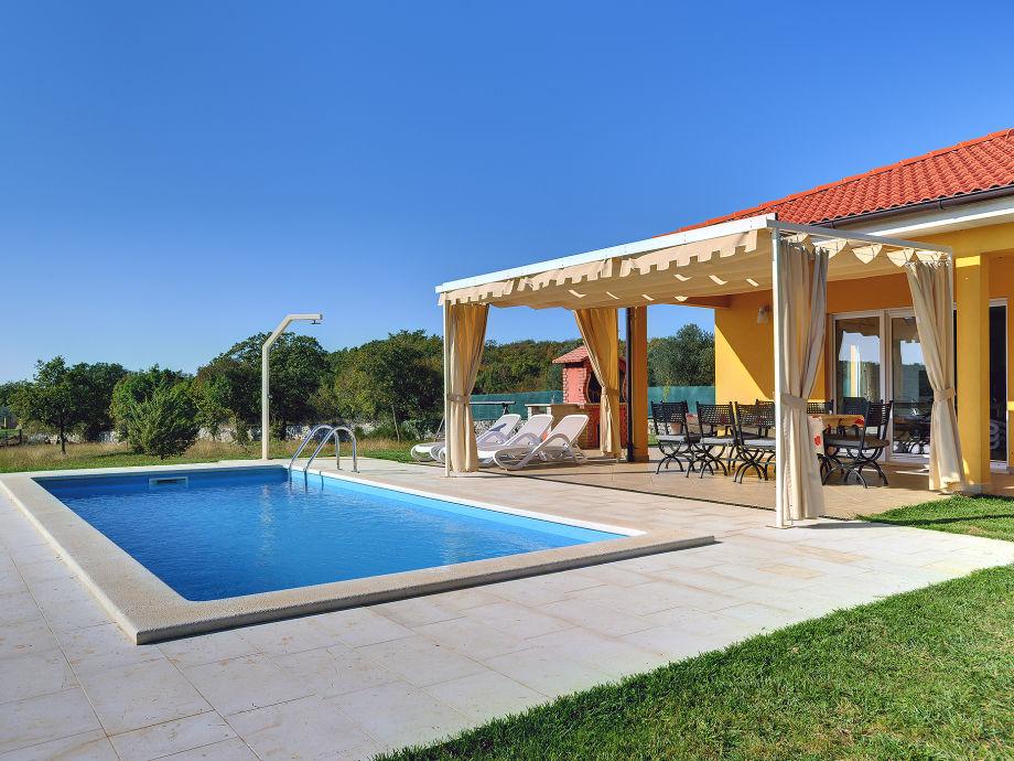 Private pool 25 m²