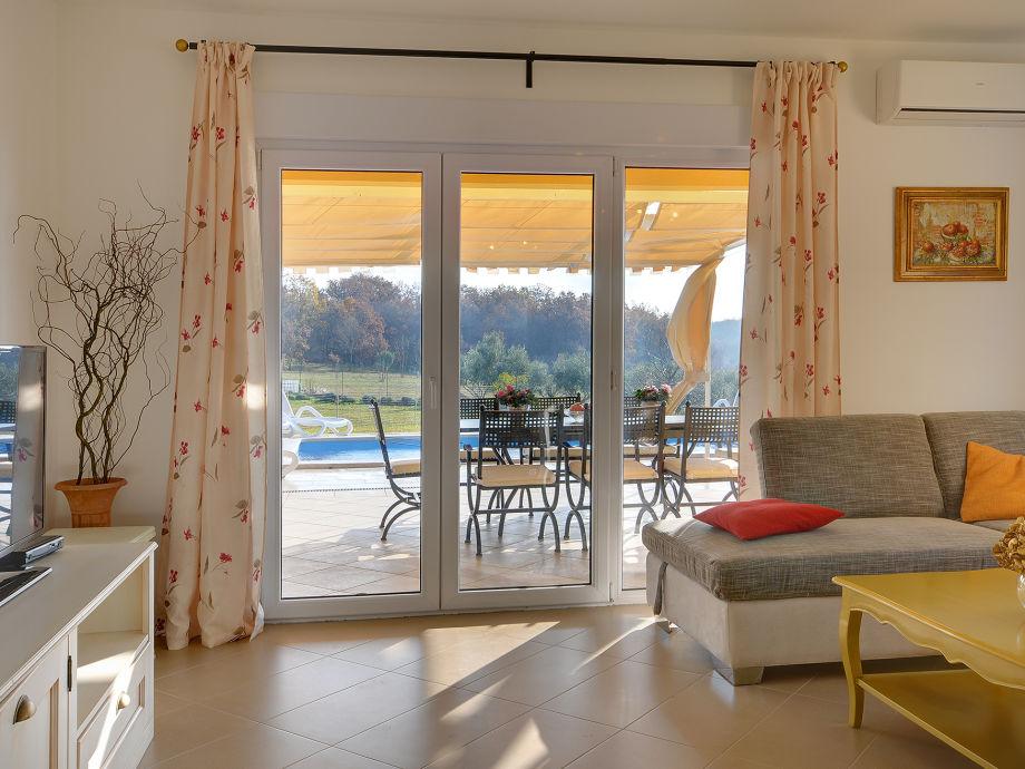 Ferienhaus casa di david orici rovinj firma tourist for Zimmer mit blick