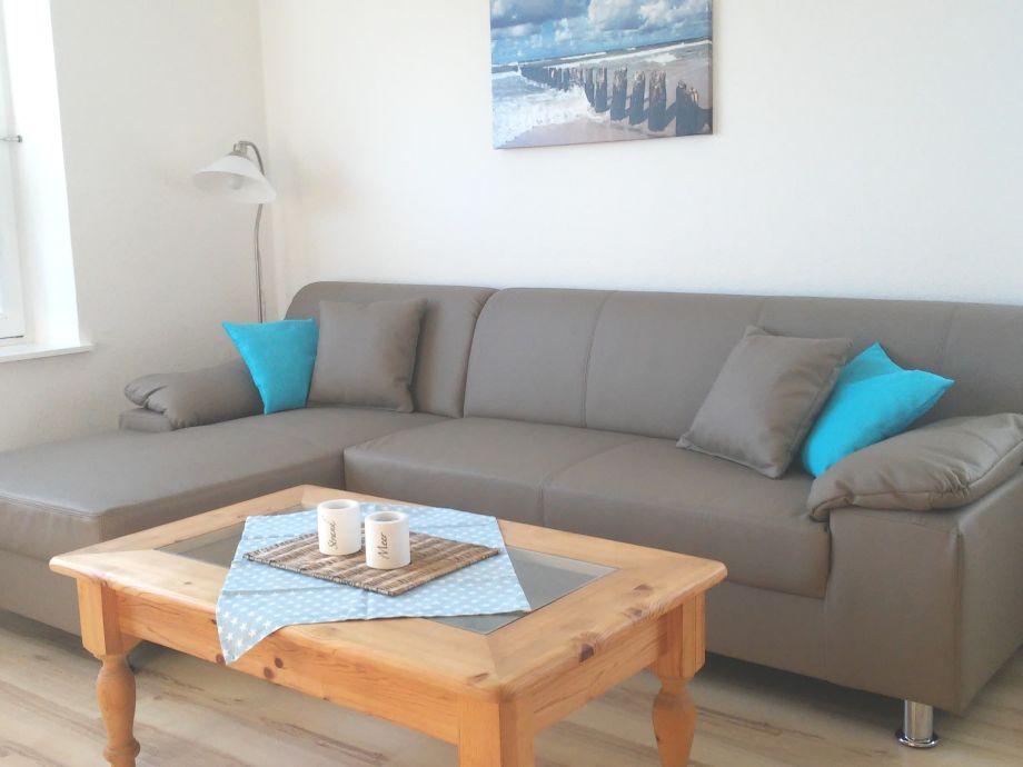 neue Couch im Februar 2017