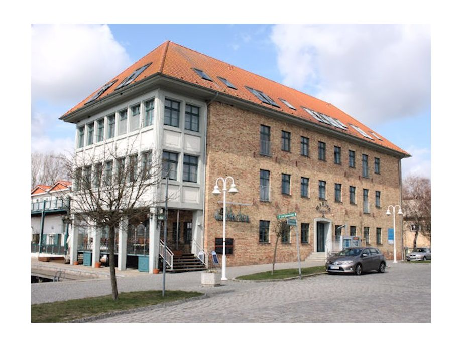 Apartment am Hafen