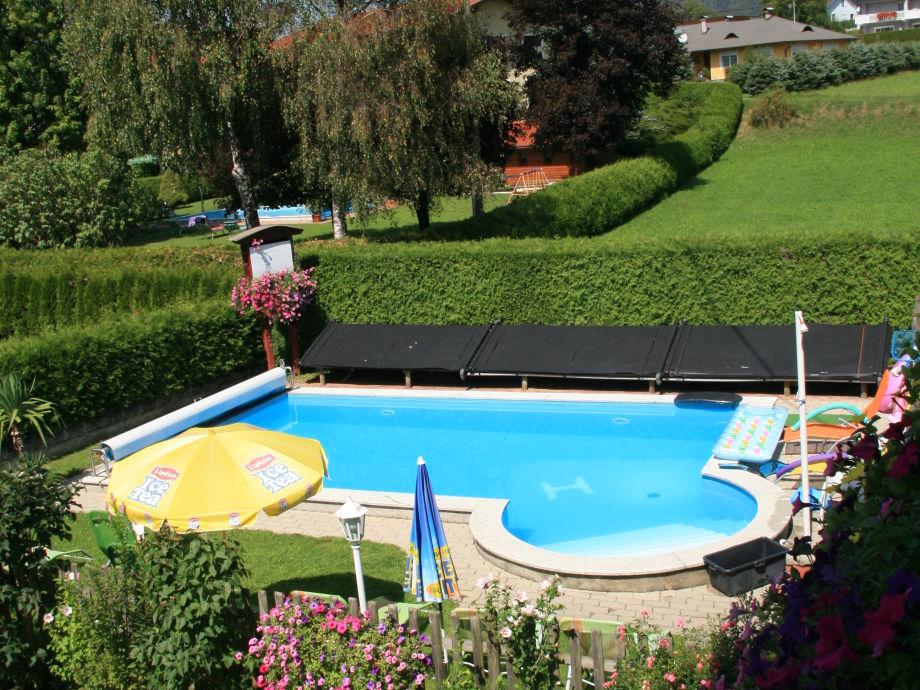 Solarbeheizter Pool