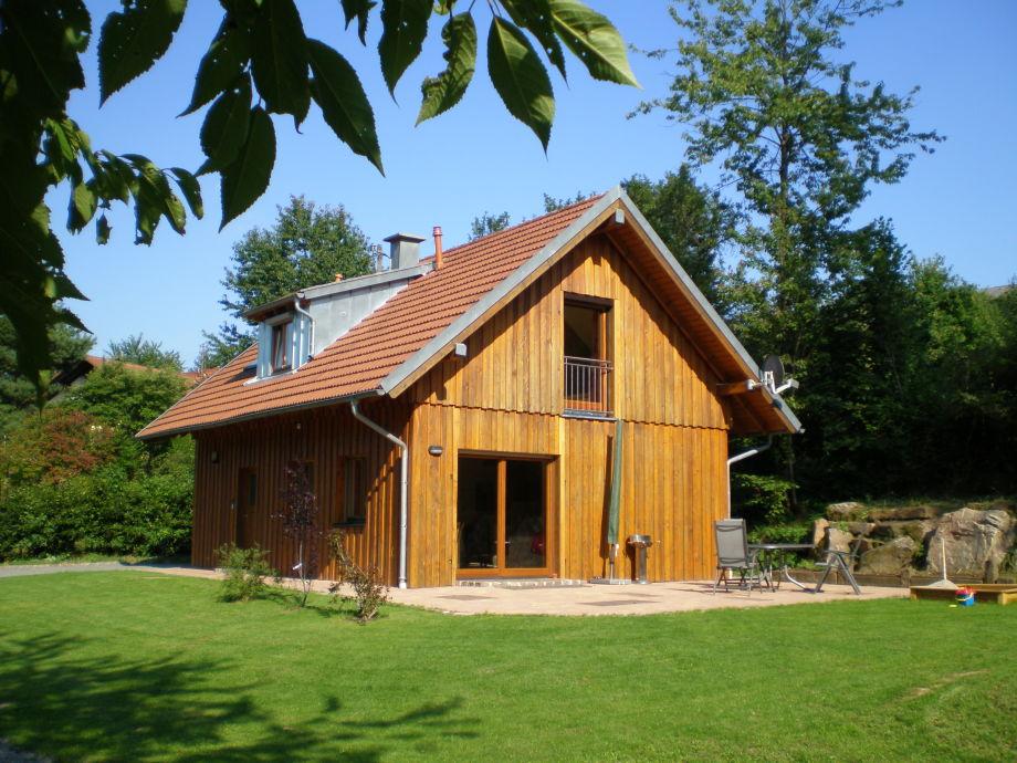 Ferienhaus im Odenwald