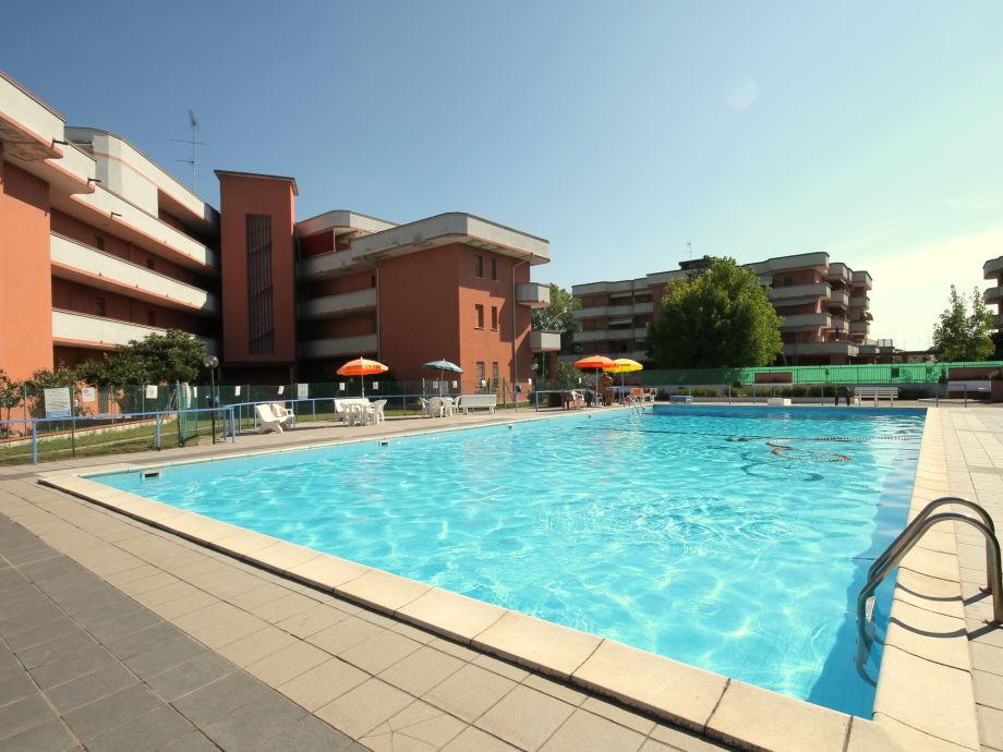 Schwimmbad der Residenz