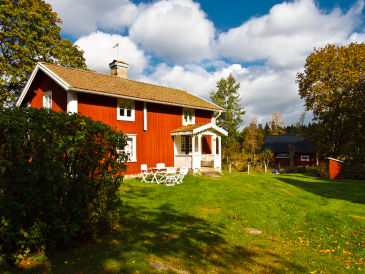 Ferienhaus Småland in Alleinlage