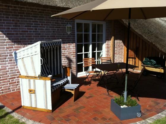 ferienhaus sandkorn reethaus st peter ording herr detlef arlt. Black Bedroom Furniture Sets. Home Design Ideas