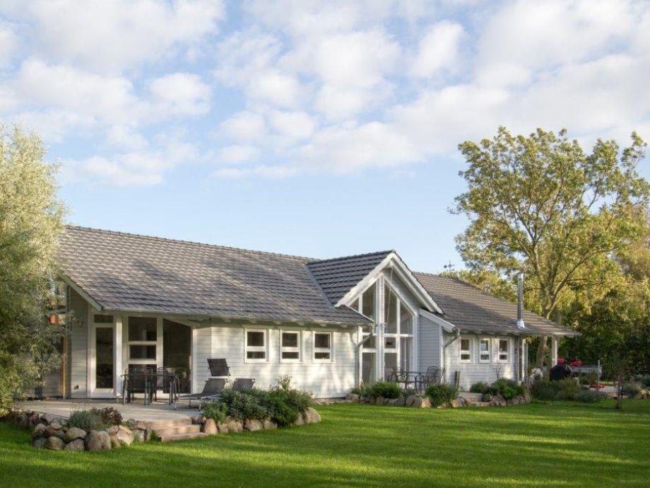 Gartenbereich Hus Porevit