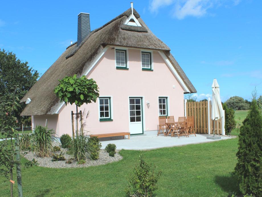 """Ferienhaus """"Kranich"""" mit Sonnenterrasse"""