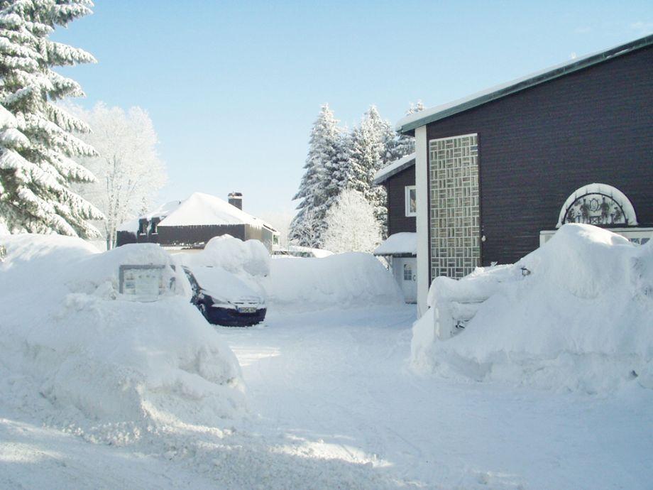 Winter in Hahnenklee